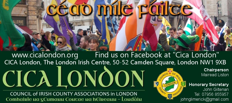 Cica London Council of Irish County Associations in London